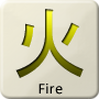 Chinese Element - Fire