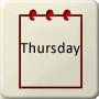 Birth Day of week - Thursday