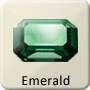 Birthstone - Emerald