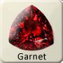 Birthstone - Garnet