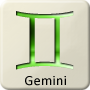 Western Zodiac Star Sign - Gemini