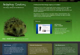 Hedgehog Creations Web design & Development