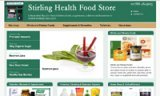 Stirling Health Food Store, Shop in Central Scotland
